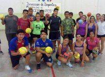 CERVANTES: Se entregó material deportivo a Escuelas municipales