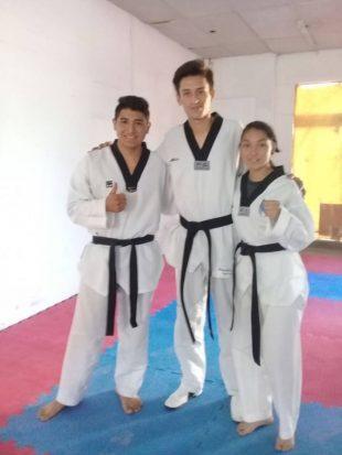 El taekwondo cervantino se prepara con todo
