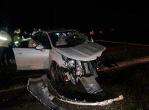 ALLEN: Un accidente múltiple sobre Ruta 22 dejó dos muertos