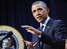 CEREMONIA PRIVADA: Barack Obama asumió su segundo mandato en la Casa Blanca