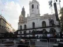 CELEBRACIÓN: Con una gran fiesta popular en Plaza de Mayo, se conmemora el bicentenario de la Asamblea del Año XIII