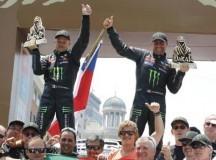 DAKAR – PREMIACIÓN: De Lima a Santiago, 8.570 km de un rally Dakar más duro