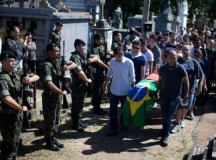 La historia del soldado que murió por salvar a otros en incendio de Brasil