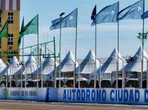 Comienzan las pruebas del TC en el Autódromo de Viedma