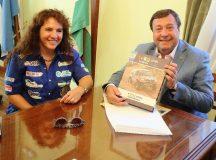 La primera mujer argentina en correr el Dakar agradeció el apoyo del Gobierno Provincial