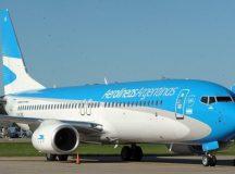 Piden explicaciones por los vuelos Viedma- Buenos Aires
