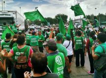 Paro nacional: ATE se moviliza mañana en Bariloche