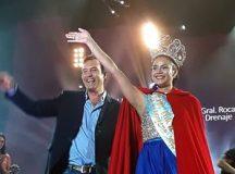 Rocio Morales de Cervantes es la nueva reina de la Fiesta de la Manzana