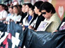 TRAGEDIA DE ONCE –  A seis meses, los familiares realizan un homenaje y se reúnen con Macri