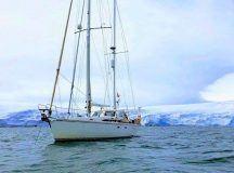 TIERRA DEL FUEGO: Apareció un velero que estuvo varios días perdido tras zarpar de Ushuaia