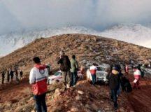 IRÁN: Hallaron en el monte Dena los restos del avión iraní desaparecido el domingo