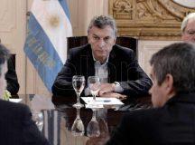 Macri se reúne con los miembros de la mesa chica del gabinete nacional