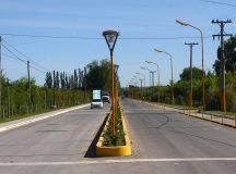 CERVANTES: Se continúa la remodelación del acceso principal
