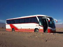 Tragedia en Mendoza: tres nenes murieron al desbarrancar un micro