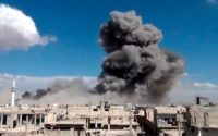 SIRIA: Al menos 7 muertos y 25 herido por una explosión en la ciudad de Idleb