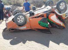 El piloto Saúl Maldonado murió en el Rally de Roca