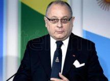 """Faurie: """"Las negociaciones por un acuerdo Mercosur-UE están bien encaminadas"""""""