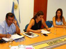 CERVANTES: Montanaro inauguró el período de sesiones ordinarias