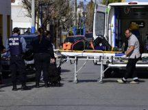 GENERAL ROCA: Un policía terminó con una pierna fracturada, tras ser atropellado por un auto