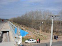 GENERAL ROCA: Atacan desde el puente de Ruta 6 pero no los pueden atrapar