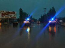Huergo: intentaban escapar de la policía y chocaron en la Ruta 22