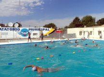 CERVANTES: Natatorio Municipal abre sus puertas a una nueva temporada
