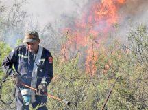 Dolor en Río Colorado por un fatal accidente que involucró a seis bomberos