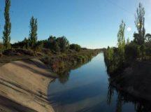 VIEDMA: Encontraron un cadáver en un canal de riego cerca de San Javier